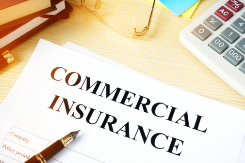 Discover the Different Types of Commercial Insurance